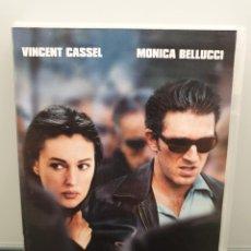 Cine: AGENTES SECRETOS - DVD. VICENTE CASSEL, MÓNICA BELLUCCI, NAJWA NIMRI, SERGIO PERIS MENCHETA.. Lote 263091690