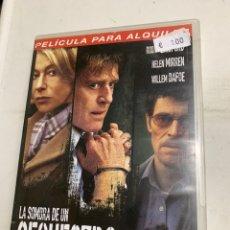 Cine: V21 LA SOMBRA DE UN SECUESTRO DVD PROCEDENTE VÍDEOCLUB. Lote 226290843