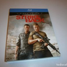 Cine: STRIKE BACK DVD TEMPORADA 2 (INCLUYE IDIOMA CASTELLANO). Lote 226400605