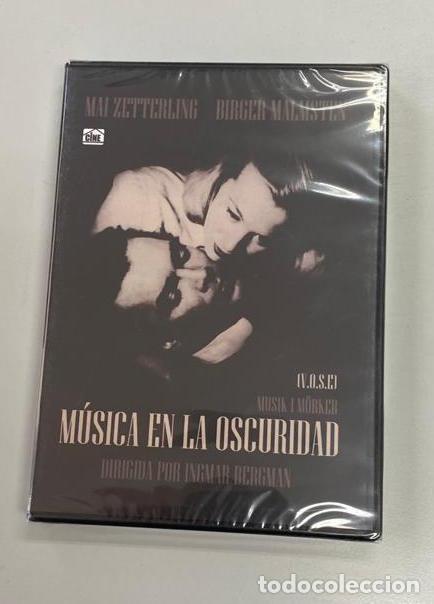 MÚSICA EN LA OSCURIDAD (DE INGMAR BERGMAN) (Cine - Películas - DVD)