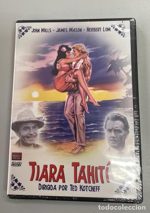TIARA TAHITÍ (CON JAMES MASON, JOHN MILLS, CLAUDE DAUPHIN Y HERBERT LOM) (Cine - Películas - DVD)