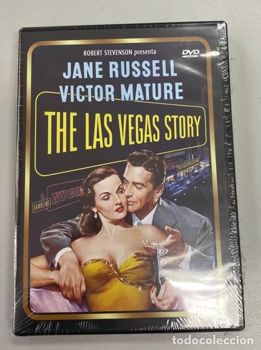 THE LAS VEGAS STORY (CON JANE RUSSELL, VICTOR MATURE Y VINCENT PRICE) (Cine - Películas - DVD)