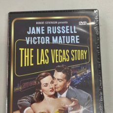 Cine: THE LAS VEGAS STORY (CON JANE RUSSELL, VICTOR MATURE Y VINCENT PRICE). Lote 226687125