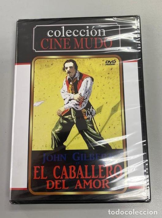 EL CABALLERO DEL AMOR (CON JOHN GILBERT Y ELEANOR BOARDMAN) (Cine - Películas - DVD)