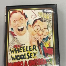 Cine: RUMBO A GINEBRA (CON BERT WHEELER Y ROBERT WOOLSEY). Lote 226688050