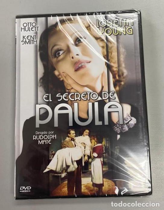 EL SECRETO DE PAULA (CON LORETTA YOUNG, ALEXANDER KNOX Y TOMMY RETTIG) (Cine - Películas - DVD)