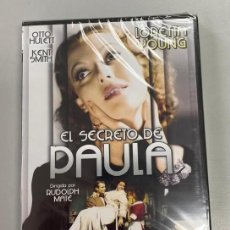 Cine: EL SECRETO DE PAULA (CON LORETTA YOUNG, ALEXANDER KNOX Y TOMMY RETTIG). Lote 226688725