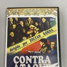 Cine: CONTRA ATAQUE (DE ZOLTAN KORDA). Lote 226689180