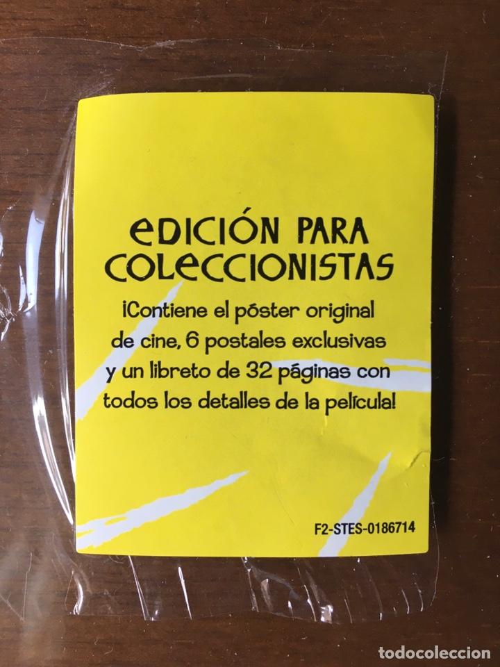 Cine: Pack Eduardo Manostijeras de Tim Burton, con Johnny Depp y Winona Ryder.Edición para coleccionistas. - Foto 4 - 226691340