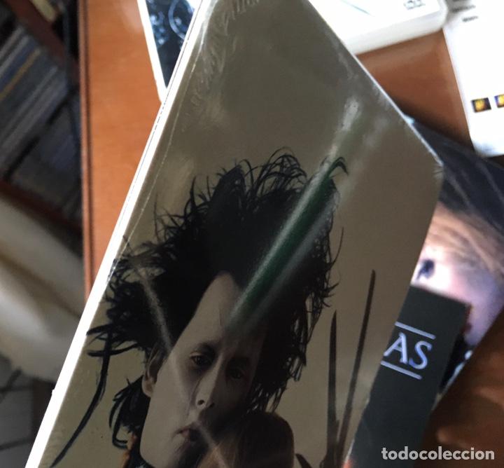 Cine: Pack Eduardo Manostijeras de Tim Burton, con Johnny Depp y Winona Ryder.Edición para coleccionistas. - Foto 9 - 226691340