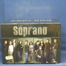 Cine: LOS SOPRANO - LA SERIE COMPLETA - DVD. Lote 226887320