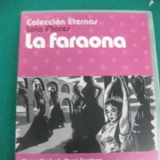Cine: COLECCION ETERNAS LOLA FLORES. JOAQUIN CORDERO.. DVD.. Lote 226970672