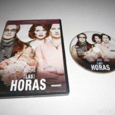 Cinéma: LAS HORAS DVD MERYL STREEP JULIANNE MOORE NICOLE KIDMAN. Lote 227091960