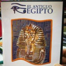 Cine: DVD EL ANTIGUO EGIPTO EL MISTERIO DE TUTANKHAMON CANAL HISTORIA. Lote 227191865