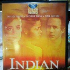 Cine: DVD INDIAN SUMMER LA LUCHA DE UNA MUJER TRAICIONADA. Lote 227192735