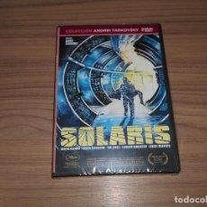 Cine: SOLARIS EDICION ESPECIAL 2 DVD ANDREI TARKOVKSY NUEVA PRECINTADA. Lote 288867423