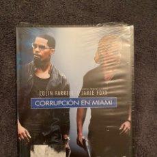 Cine: CORRUPCIÓN EN MIAMI DVD PRECINTADO. Lote 227900683