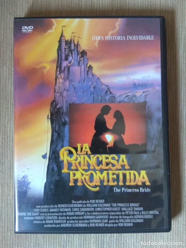 ENVIO INCLUIDO // DVD LA PRINCESA PROMETIDA (Cine - Películas - DVD)