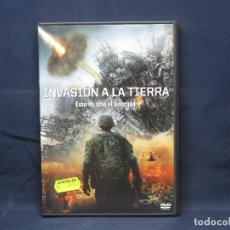 Cine: INVASION A LA TIERRA - DVD. Lote 227978165