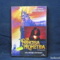 Cine: LA PRINCESA PROMETIDA - DVD. Lote 227978505