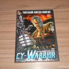 Cine: CY-WARRIOR DVD NUEVA PRECINTADA. Lote 269217073