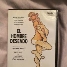 Cine: EL HOMBRE DESEADO DVD DESCATALOGADO. Lote 228551240