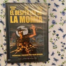 Cine: EL DESPERTAR DE LA MOMIA DVD PRECINTADO Y DESCATALOGADO. Lote 228773590