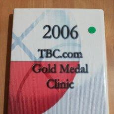 Cine: 2006 TBC.COM GOLD MEDAL CLINIC. DISK 2 (BASKETBALL DVD). Lote 228963723