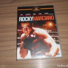 Cine: ROCKY MARCIANO DVD COMO NUEVA. Lote 229227920