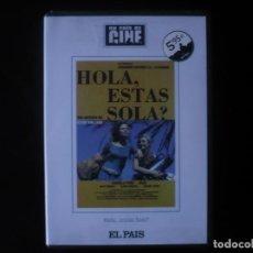 Cinema: HOLA ESTAS SOLA - UN PAIS DE CINE Nº 36 - DVD NUEVO PRECINTADO. Lote 229433945