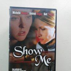 Cine: SHOW ME. Lote 229460855