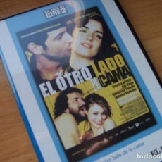 Cine: EL OTRO LADO DE LA CAMA, DE EMILIO MARTINEZ LÁZARO. COMEDIA MUSICA PELICULA DVD 2002. Lote 229478385