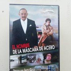 Cine: EL HOMBRE DE LA MASCARA DE ACERO. Lote 229627520