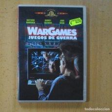 Cinema: WAR GAMES - DVD. Lote 230326980