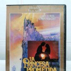 Cine: LA PRINCESA PROMETIDA - DVD - EDICION DESCATALOGADA - HEROES Y LEYENDAS. Lote 230413690
