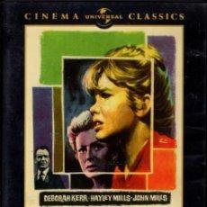 Cine: MUJER SIN PASADO DVD (DEBORAH KERR+ JOHN MILLS) SERÁ CONTRATADA..PERO CON UNA ENVENENADA CONDICIÓN. Lote 230847775