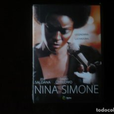 Cine: NINA SIMONE - DVD NUEVO PRECINTADO. Lote 293977218