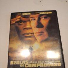 Cinema: G-63 DVD CINE REGLAS DE COMPROMISO VIOLO LAS REGLAS NEGO LOS CARGOS. Lote 231286535