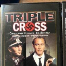 Cinema: TRIPLE CROSS. Lote 231433065