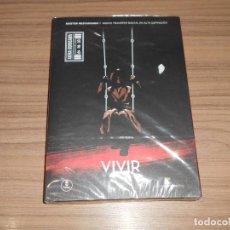 Cine: VIVIR EDICION ESPECIAL NUEVO TRANSFER DIGITAL DVD AKIRA KUROSAWA NUEVA PRECINTADA. Lote 255307665