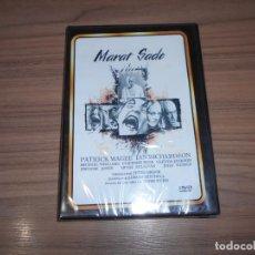 Cine: MARAT SADE DVD PATRICK MAGEE GLENDA JACKSON IAN RICHARDSON NUEVA PRECINTADA. Lote 288914523
