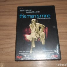 Cine: THIS MAN IS MINE DVD IRENE DUNNE NUEVA PRECINTADA. Lote 243779635