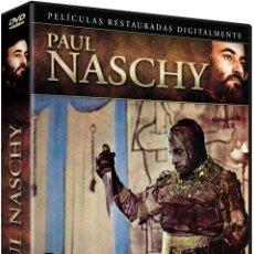 Cine: COLECCION PAUL NASCHY VOL. 1 4 DVD INQUISICION - LA BESTIA Y LA ESPADA MAGICA ETC. NUEVA PRECINTADA. Lote 288606708