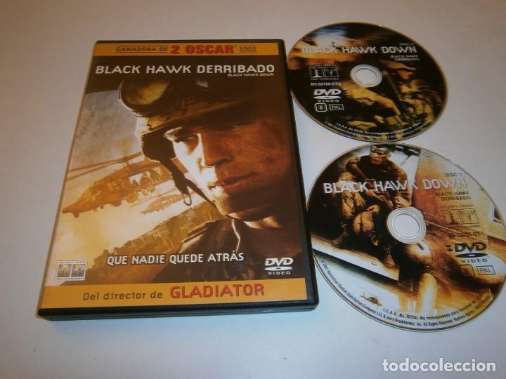 BLACK HAWK DERRIBADO DVD EDICION DOS DISCOS (Cine - Películas - DVD)