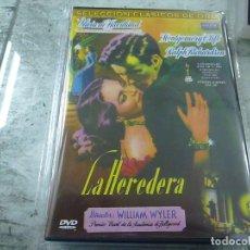 Cinema: LA HEREDERA - WILLIAM WYLER - DVD - N 2. Lote 232131965