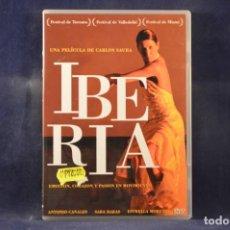 Cine: IBERIA - DVD. Lote 232265400