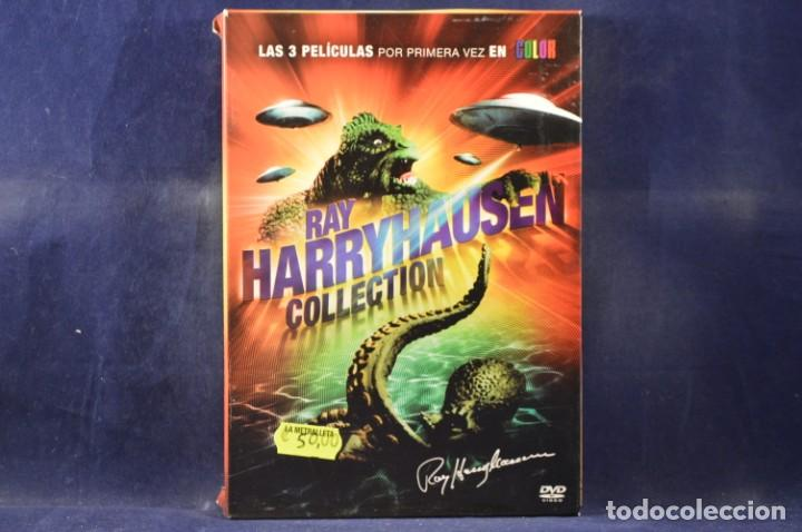 RAY HARRYHAUSEN COLLECTION - DVD (Cine - Películas - DVD)
