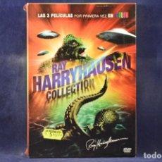 Cine: RAY HARRYHAUSEN COLLECTION - DVD. Lote 232273360