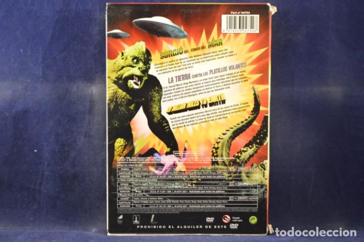 Cine: RAY HARRYHAUSEN COLLECTION - DVD - Foto 2 - 232273360