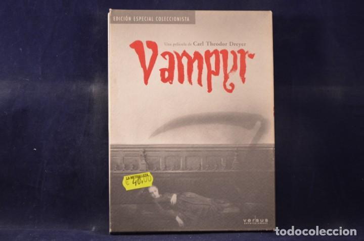 VAMPYR - 2 DVD (Cine - Películas - DVD)